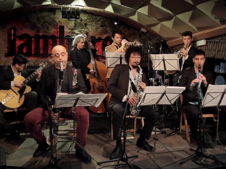 Joan Chamorra Octet plays Monk