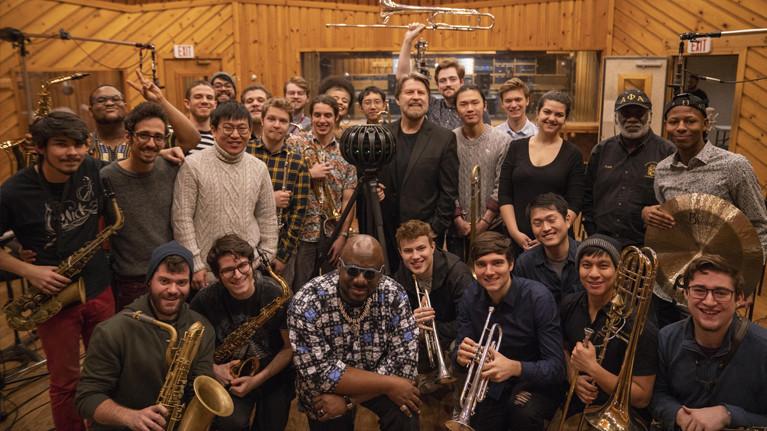 Ralph Peterson Gen-Next Big Band