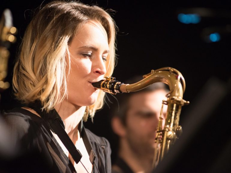Roxy Coss Quintetperformance of Breaking Point