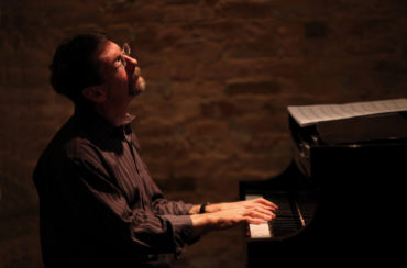 Fred Hersch soloOne night only at Jazzstock