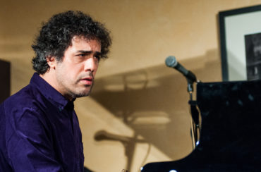 Spike Wilner's Piano SalonOne night only at Jazzstock