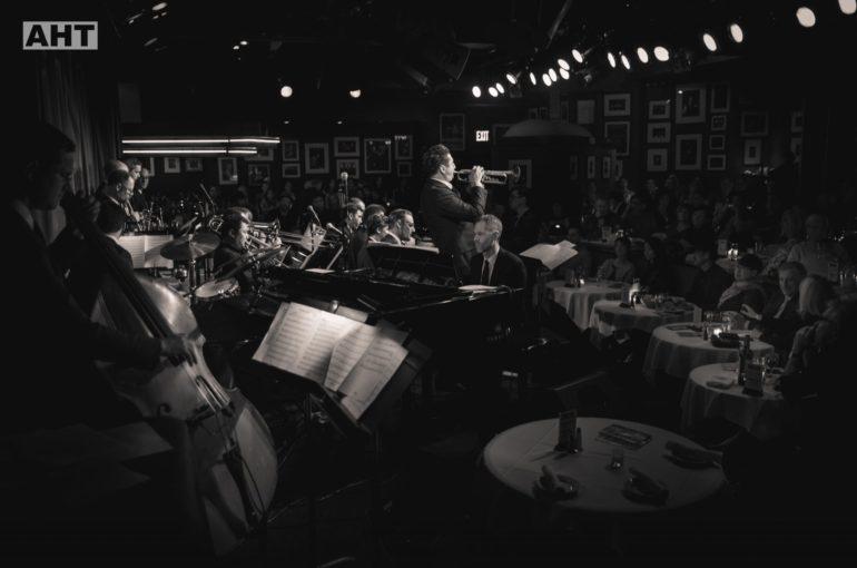 New Alchemy Jazz Orchestrastudio performance of You Go To My Head