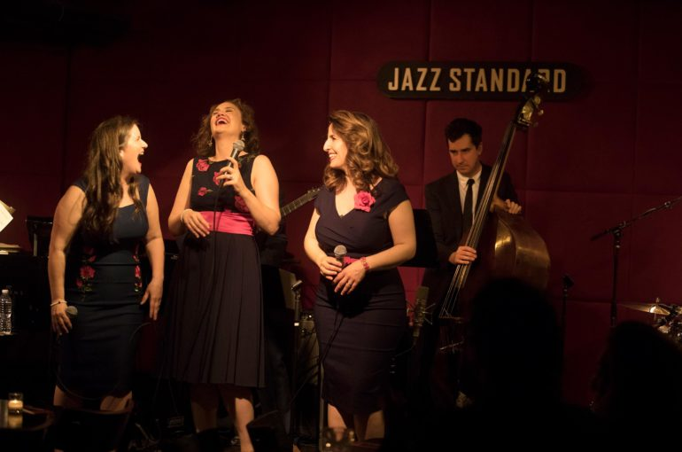 DuchessLive at the Jazz Standard, NYC