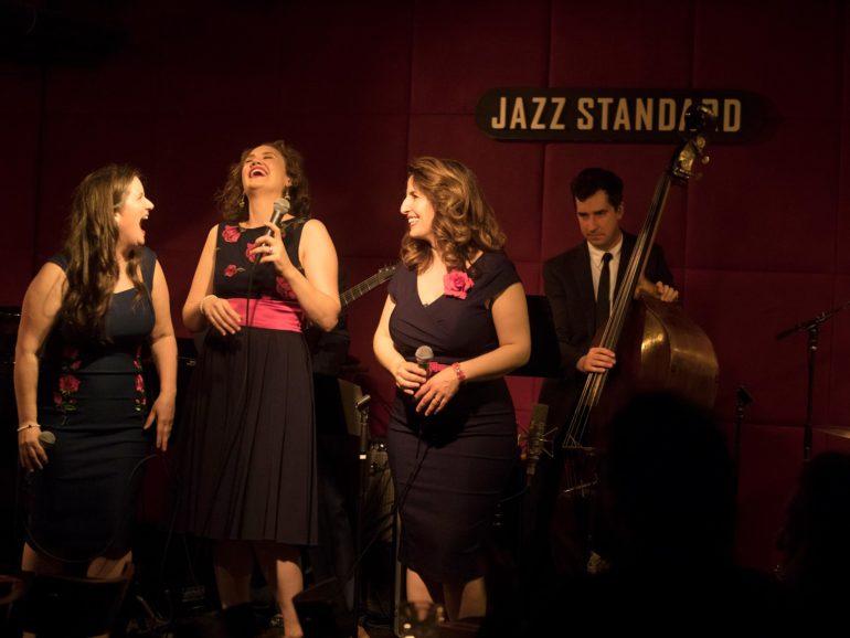 DuchessLive at the Jazz Standard, NYC