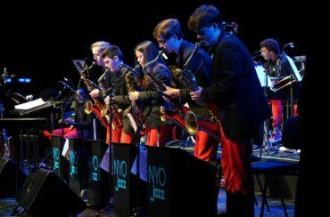 NYO Jazz at Carnegie HallJihye Lee's Struggle Gives You Strength