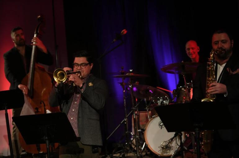 Verve Jazz Ensembleperformance of Hank Mobley's This I Dig of You