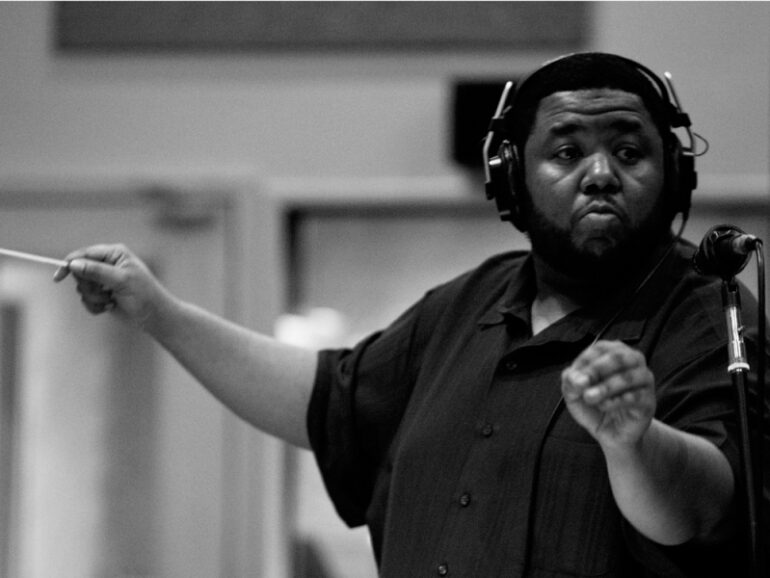 Composer Tyshawn Sorey Enters a New Phase