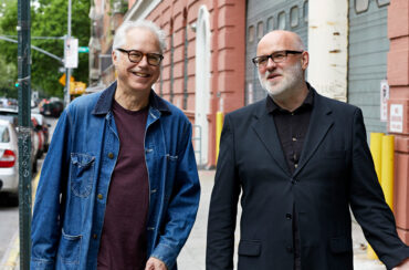 """Skúli Sverrisson and Bill Frisell""""Afternoon Variant"""" from the album Strata"""