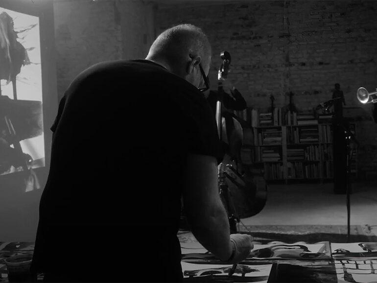 1000 WattsLive performance by artist Jim Watt to raise money for jazz community COVID relief