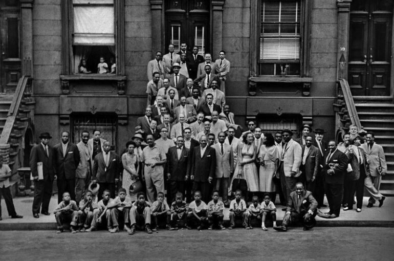 """East Harlem Block RenamedUpper East Harlem block to be renamed after iconic Art Kane photograph """"Harlem 1958"""""""