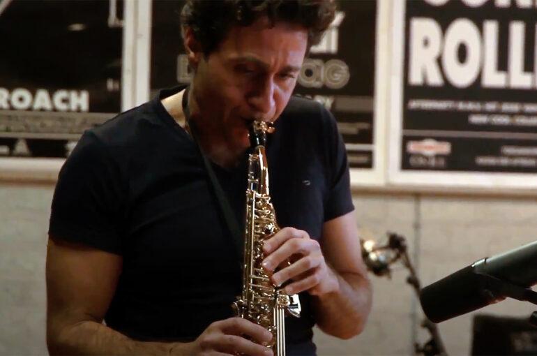 Francesco Amenta Quartetperformance of Come Sunday from Midtown Walk