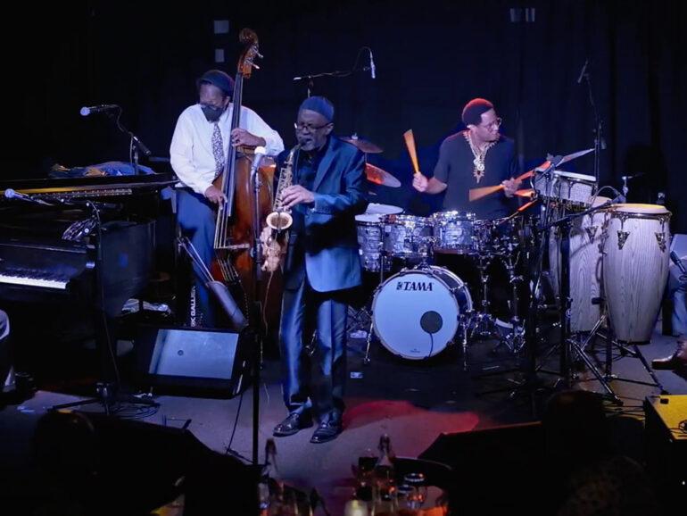 "Kenny Garrett""Chasing The Wind"" at Keystone Korner Baltimore"